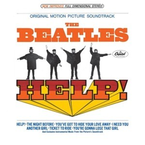 Beatles - Help! (Mono/Stero) /Us Version