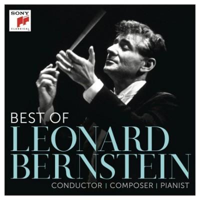 Leonard Bernstein - Best Of Leonard Bernstein (2CD, 2018)