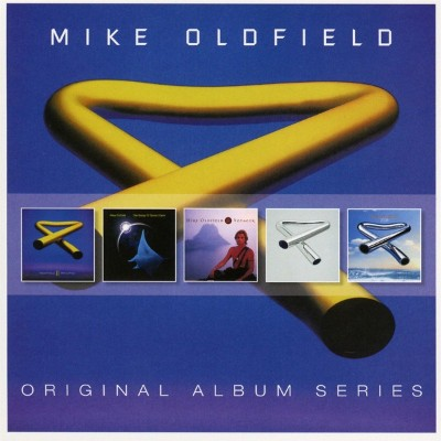 Mike Oldfield - Original Album Series (2016)