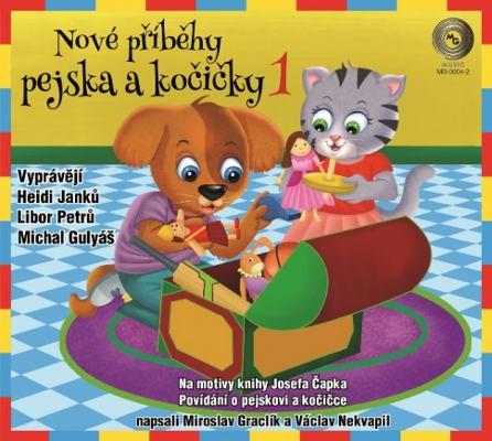 Miroslav Graclík a Václav Nekvapil - Nové příběhy pejska a kočičky 1 (2018)