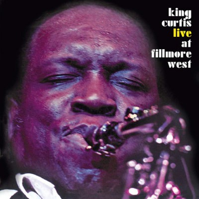 King Curtis - Live At Fillmore West (Reedice 2018)