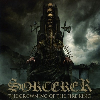 Sorcerer - Crowning Of The Fire King (2017)