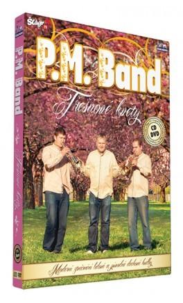 P.M.Band - Třešňové květy/CD+DVD
