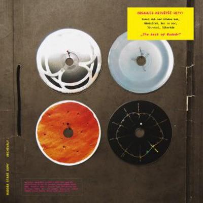Budoár staré dámy - Archivály (Limitovaná edice, 2018) - Vinyl