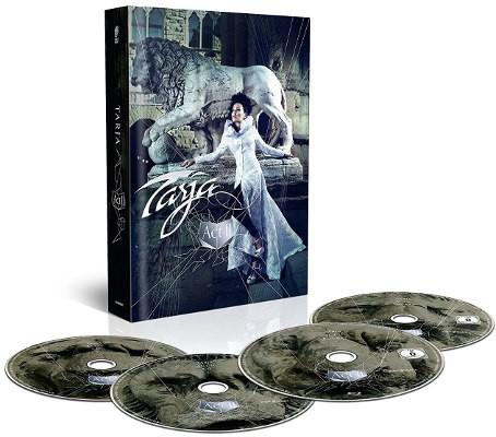 Tarja Turunen - Act II (2CD+2Blu-ray BOX, 2018) /Limited Edition