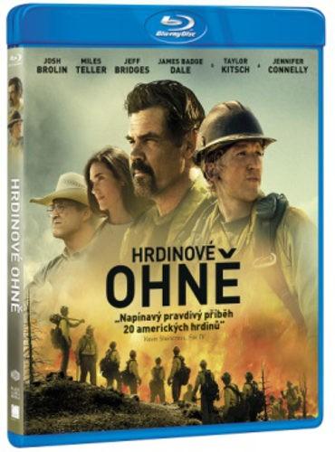 Film/Životopisný - Hrdinové ohně (Blu-ray)