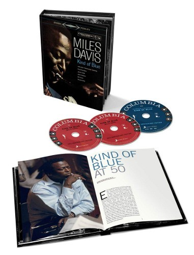Miles Davis - Kind Of Blue (Deluxe 50th Anniversary Collector's Edition 2018)