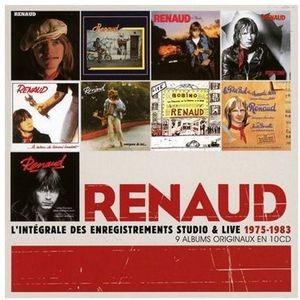 Renaud - L`INTEGRALE 1975-1983