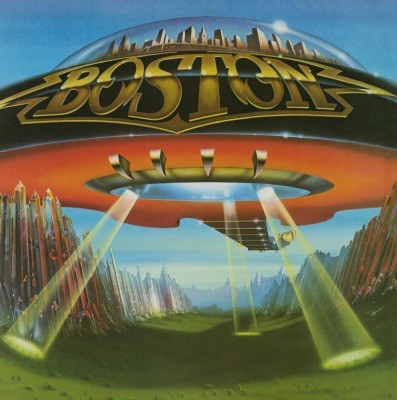 Boston - Don't Look Back /LP