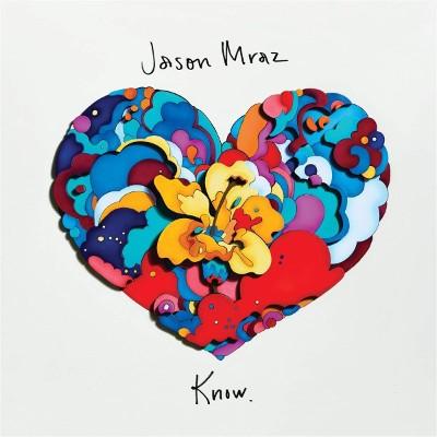 Jason Mraz - Know. (2018) - Vinyl