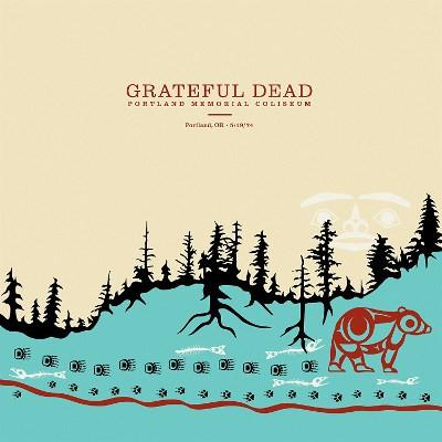 Grateful Dead - Portland Memorial Coliseum, Portland, Or - 5/19/74 (6LP BOX 2018) - Vinyl