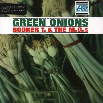 Booker T. & The MG's - Green Onions (Edice 2014) - 180 gr. Vinyl