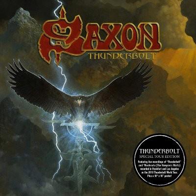 Saxon - Thunderbolt - Special Tour Edition (2018)