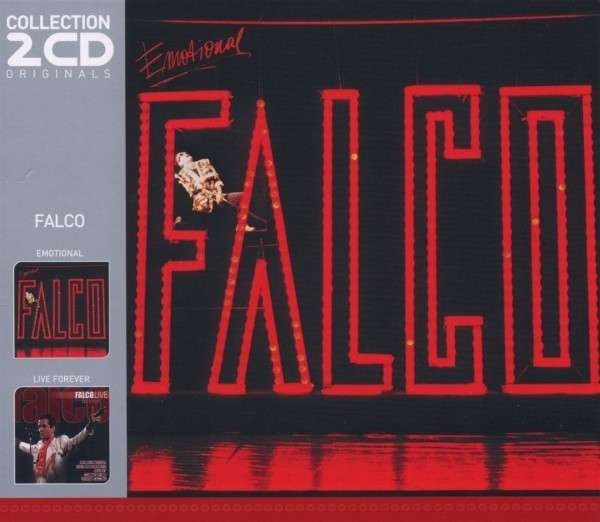 Falco - Emotional/Live Forever