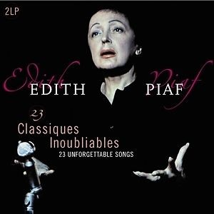 Edith Piaf - 23 Classiques inoubliables/Best Of/2LP