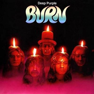 Deep Purple - Burn (Reedice 2016) - Vinyl