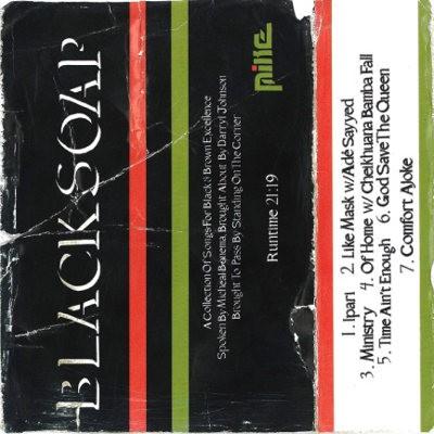 Mike - Black Soap (2018) - Vinyl