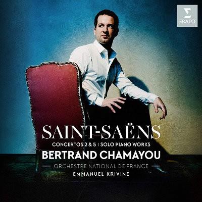 Camille Saint-Saëns - Klavírní koncert č. 2 & 5 (2018)