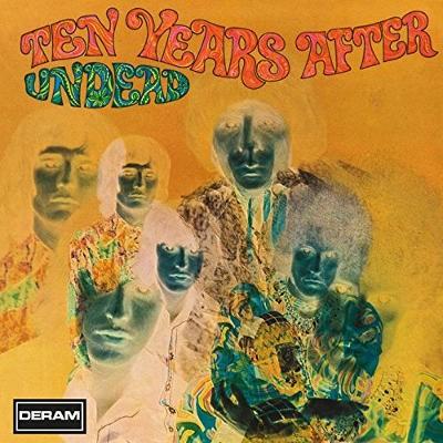 Ten Years After - Undead (Japan, SHM-CD 2016)