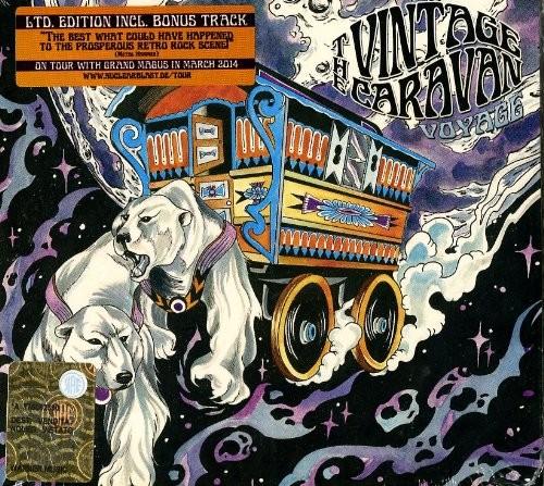 Vintage Caravan - Voyage (2014)