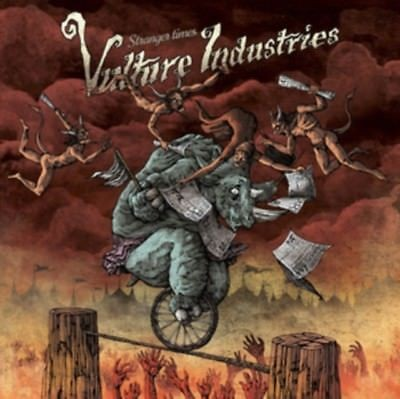 Vulture Industries - Stranger Times /Digipack