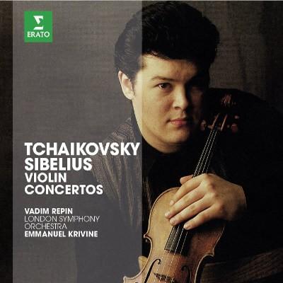 Peter Iljitsch Tschaikowsky - Violinkonzerte