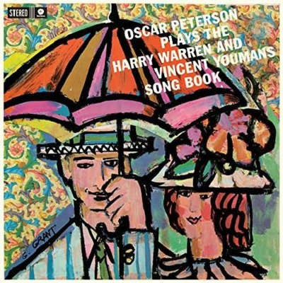 Oscar Peterson - Oscar Peterson Plays Harry Warren & Vincent Youmans Song Book (Ed. 2017) - Vinyl