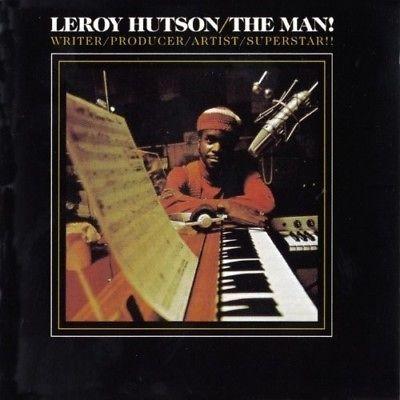 Leroy Hutson - Man! /Limited Vinyl 2018