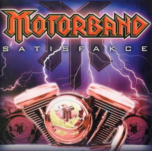 Motorband - Satisfakce