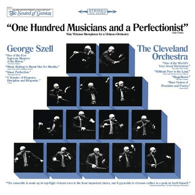 George Szell - One Hundred Men And A Perfectionist (2018) KLASIKA