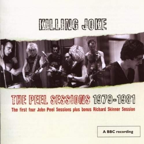 Killing Joke - The Peel Sessions 79 - 81