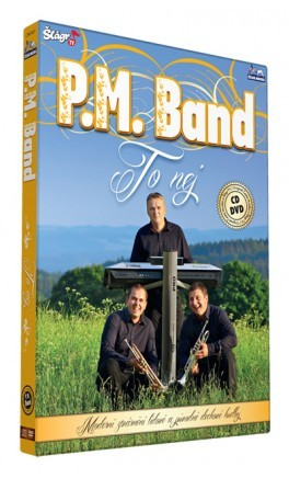 P.M.Band - To nej/CD+DVD