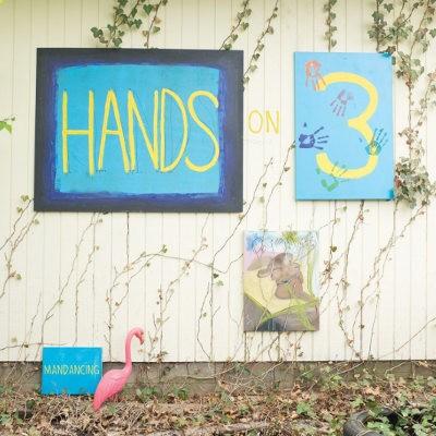 Mandancing - Hands On 3 (EP, 2018)