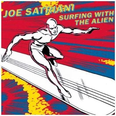 Joe Satriani - Surfing With The Alien (Edice 1993)