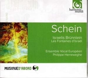 Johann Hermann Schein - Israelis Brunnlein