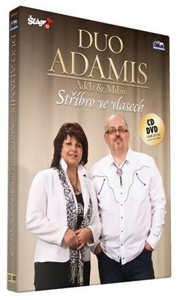 Duo Adamis - Stříbro ve vlasech  (CD + DVD)