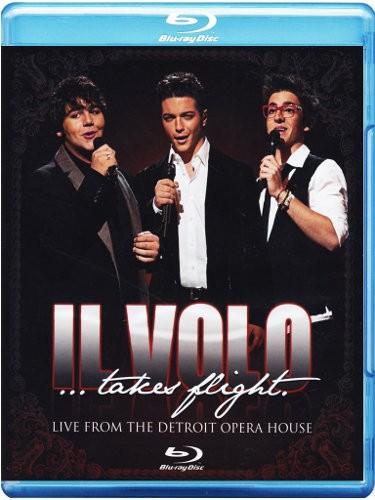 Il Volo - Il Volo - ...Takes Flight. / Live from the Detroit Opera House (Blu-ray Disc)