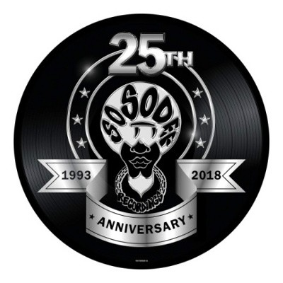 Various Artists - So So Def 25 (25th Anniversary Picture Disc) – Vinyl