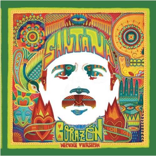 Santana - Corazón (Deluxe Version)/CD+DVD