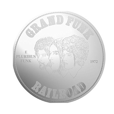 Grand Funk Railroad - E Pluribus Funk (Japan, SHM-CD 2016)