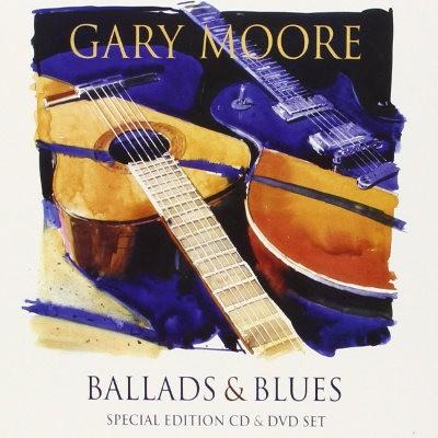 Gary Moore - Ballads & Blues 1982 - 1994 (CD + DVD)