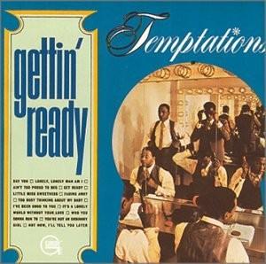 Temptations - Gettin' Ready/Vinyl