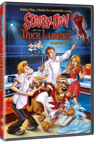 Film/Animovaný - Scooby-Doo a Duch labužník