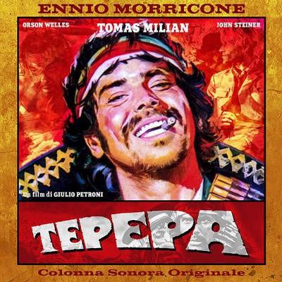 Soundtrack / Ennio Morricone - Tepepa (Limited Edition 2016) - Vinyl