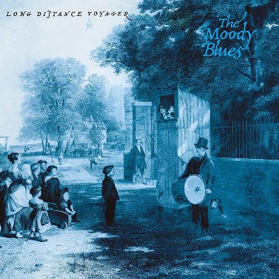 Moody Blues - Long Distance Voyager (Reedice 2018) - Vinyl