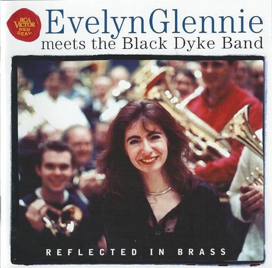 Evelyn Glennie - Reflected in Brass