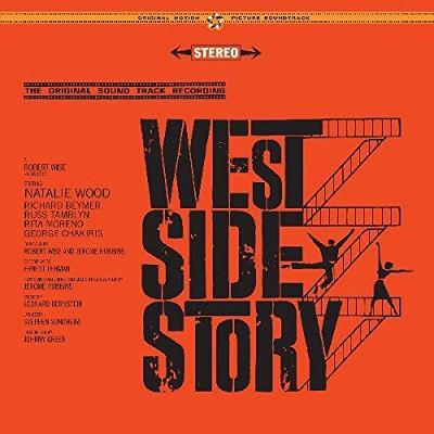 Soundtrack / Leonard Bernstein - West Side Story (Complete Original Soundtrack, Edice 2018) - 180 gr. Vinyl