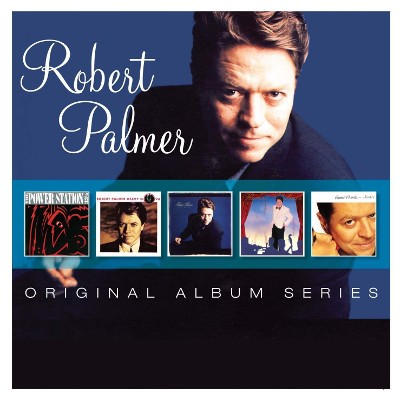 Robert Palmer - Original Album Series (Edice 2015)