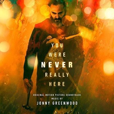 Soundtrack / Jonny Greenwood - You Were Never Really Here / Nikdys Nebyl (OST, 2018) /Limited Edition - Vinyl