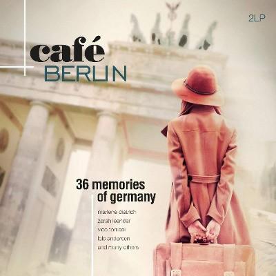 Various Artists - Cafá Berlin (2018) - Vinyl